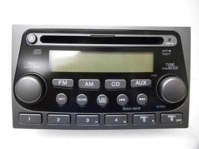 New 03 04 05 06 Honda Element Radio CD Player IPOD AUX 2TW2, 2TW0