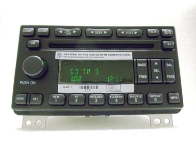 FORD EXPLORER Mustang Mercury Mountaineer Satellite Radio CD player 2001 2002 2003