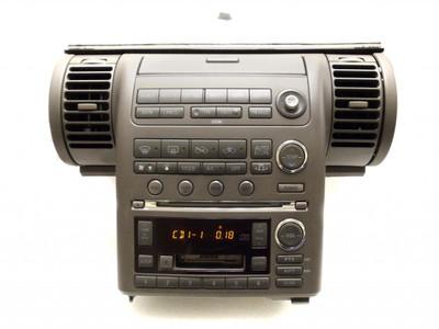 2003 2004 INFINITI G35 G-35 GPS Navigation Radio Stereo 6 Disc Changer CD Tape Player 28188AC360