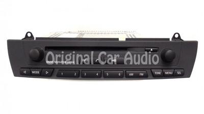 BMW X3 X-3 Z4 Z-4 Navigation Radio Stereo CD Player 2003 2004 2005 2006 2007 2008 2009 2010 6512 9166088-01 , 6512 9115668-01