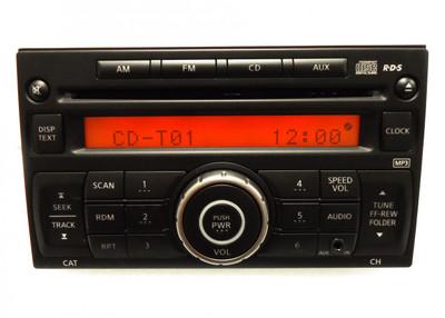 2007 2008 2009 2010 2011 NISSAN Rogue Versa OEM Radio Stereo MP3 CD Player iPod Aux