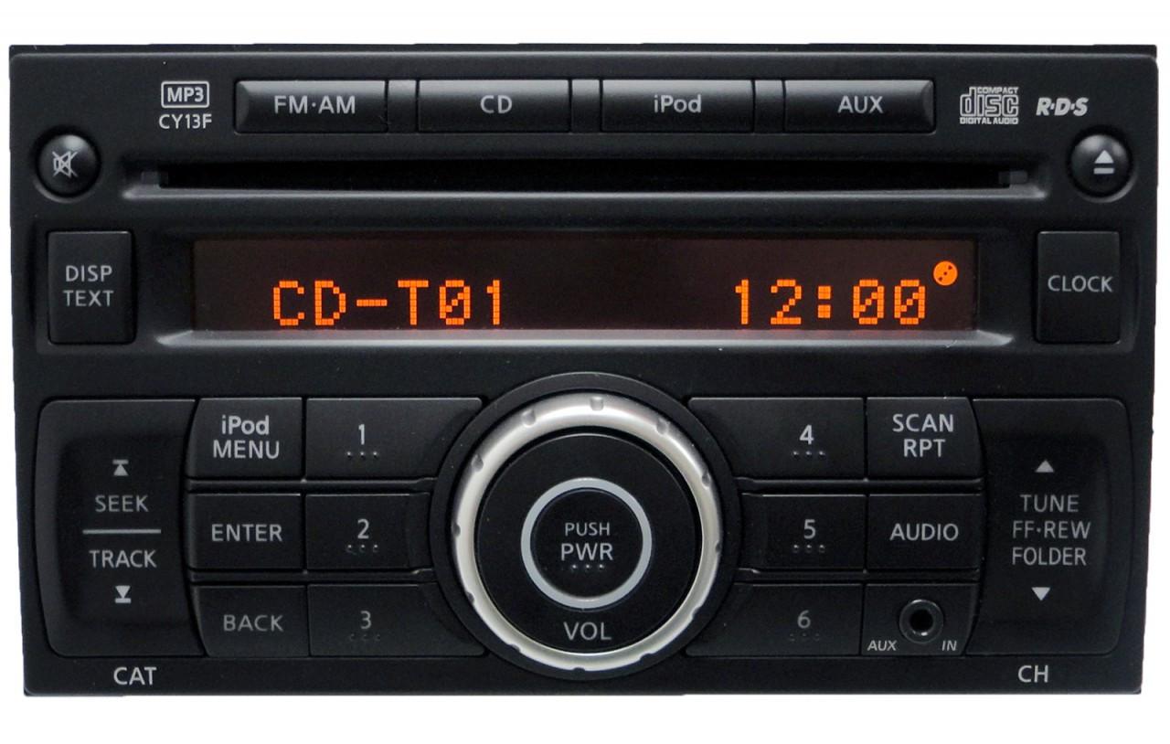 07 08 09 10 11 Nissan Sentra Versa Rogue Cube Oem Radio Cd