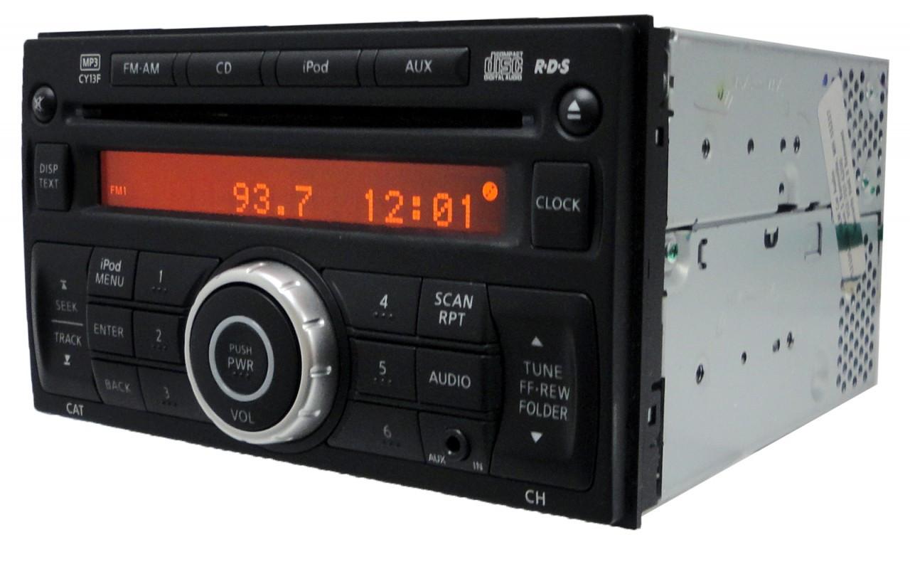 07 08 09 10 11 NISSAN SENTRA Versa Rogue Cube OEM Radio CD ...