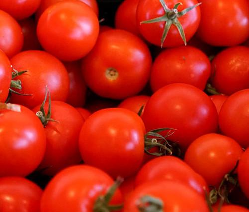 Tomato Small Red Cherry Lycopersicon Esculentum Seeds