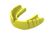 Snap-Fit Mouthguard Gum Shield (Opro) Yellow