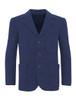 Flannel Boys Zip Entry Blazer - (Banner)