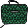 Minecraft Kids Childrens Minecraft Creeper Lunch Box School Lunch Bag