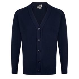 School Wear Knitted Cardigan (Zeco)