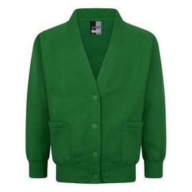 School Wear Sweatshirt Cardigan (Zeco)