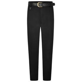 Elastic Back Sturdy Fit Short Leg School Trouser, Senior Boys, Mens (Zeco)