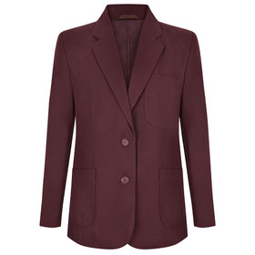 Boys Fitted Badge-Access Blazer (Zeco)
