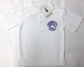 Crown Lane Primary School White Polo Shirt