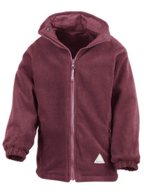 St Joseph's Primary School Result Reversible Stormdri 4000 Fleece Jacket