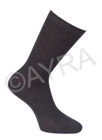 School Socks Black