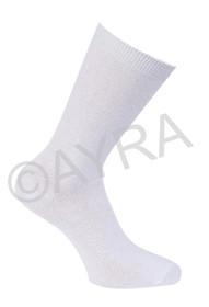 School Socks White