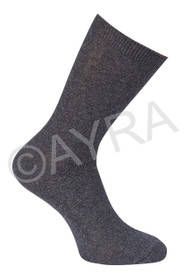 School Socks grey