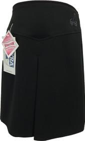 School Wear Ayra Cherry Skirt Black