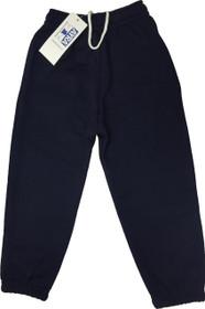 Navy Ayra Jogging Bottoms Children Kids