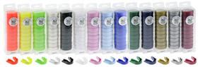 10 x Dispenser of 10 Game Guard Gum Shields. Different Colours