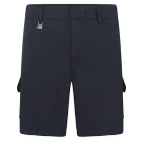 Boys Cargo Shorts School Wear Shorts (Zeco)