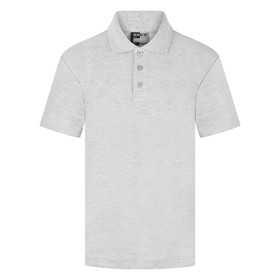 School Polo Shirt 15 Different Colours (Zeco) Grey