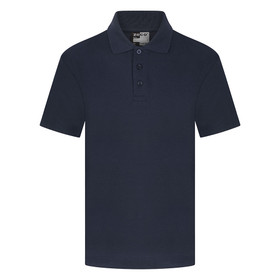 School Polo Shirt 15 Different Colours (Zeco) Navy
