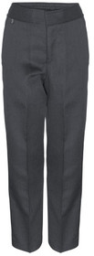 Boys Black Label Trousers (Slim Fit Innovation)