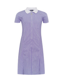 Avon Zip-Fronted Corded Gingham Dress (Banner) (913104)