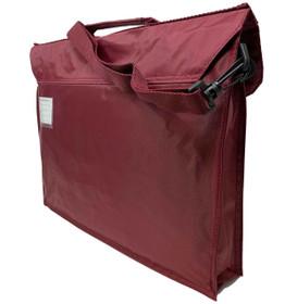 Expandable Junior School Book Bag with Strap (Zeco) (ExpaBookBag)