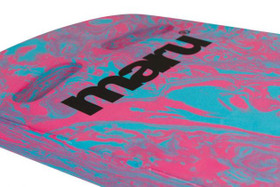 Swirl Two Grip Fitness Kickboard (Maru) (AT7125)