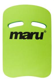 Two Grip Fitness Swimming Kickboard Lime/Blue (Maru) (AT7124)