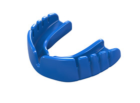 Snap-Fit Mouthguard Gum Shield (Opro) Blue