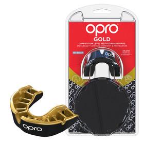 GOLD Gen 4 Junior & Adult Mouthguard Gum Shield (Opro)