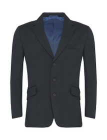 Designer Boys Zip Entry Blazer - (Banner)