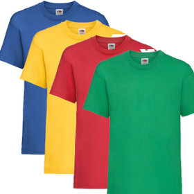 St Lukes C Of E Primary School House Colour T-shirts
