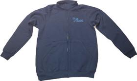 St Lukes C Of E Primary School Zip Fleece PE Sweat Top