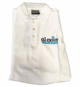 Copy of Al-Noor Primary School PE Single Long Sleeve Polo
