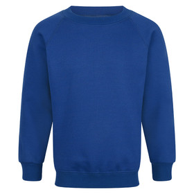 Boy & Girls Schoolwear Crew Neck Sweatshirt (Zeco) (SS3120)