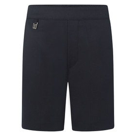 Boys Elastic Back Pull-Up Shorts (Zeco)