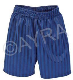 Boys, Girls Shadow P.E. Gym Shorts