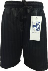 Boys, Girls Shadow P.E. Gym Shorts black