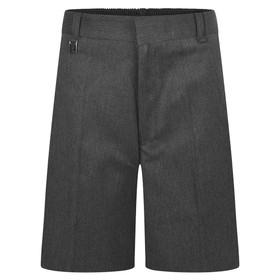 Boys Standard Fit School Wear Shorts (Zeco)