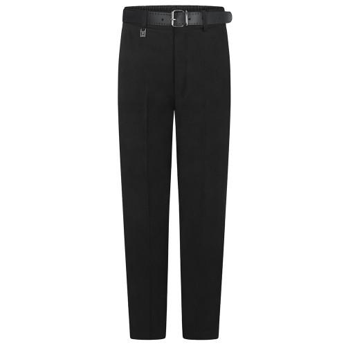 Zeco Boys Elastic Back Pull-up Slim School Trouser 2-8years