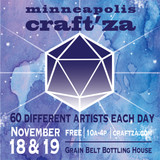 Craft'za - Sunday Nov 19, 2018