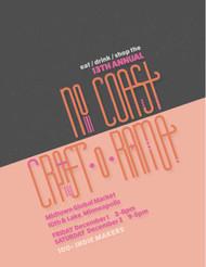 No-Coast Craft-o-Rama, Dec 1-2