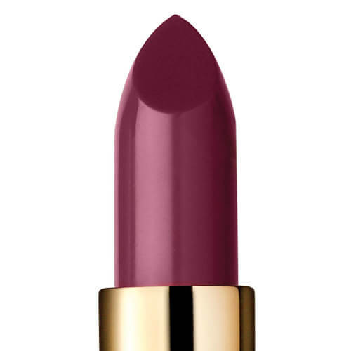 Closeup of Tempest, a brown pink lipstick