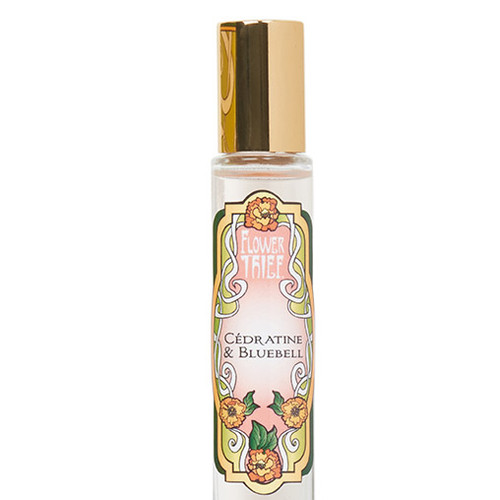 Flower Thief -Cedratine & Bluebell Perfume