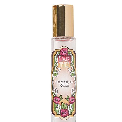 Bulgarian Rose Perfume closeup