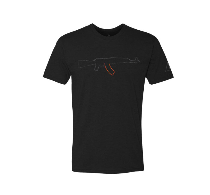 AKM Outline Tee