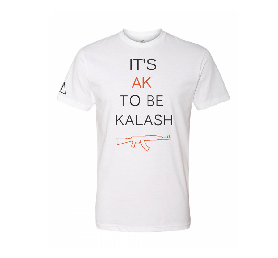 AK to be Kalash Tee *CLEARANCE*